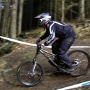 Photo of Barry NUTTALL at Innerleithen
