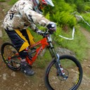 Photo of an untagged rider at Dunkeld
