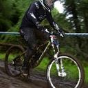 Photo of Matt HILL at Innerleithen