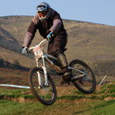 Photo of Chris CALLAND-SCOBLE at Moelfre