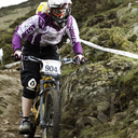 Photo of Sarah STAPLES at Moelfre