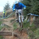 Photo of Rhys EVANS at Ae Forest