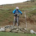 Photo of Joe BURNS at Moelfre