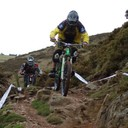 Photo of an untagged rider at Moelfre