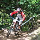Photo of Aaron PARKER at Caersws