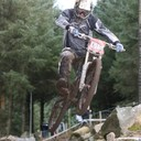 Photo of Mike EVANS (cumt) at Nant Gwrtheyrn