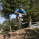 Photo of Cameron LEADBETTER at Ae Forest