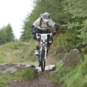 Photo of Shaun STEVENS at Ae Forest