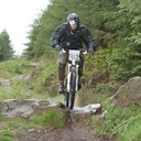 Photo of Dave HOPKINSON at Ae Forest