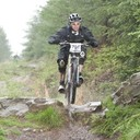 Photo of Keith CLARKE (vet) at Ae Forest