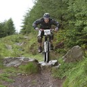 Photo of Andy WOOD (vet) at Ae Forest