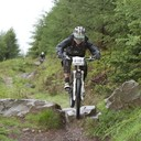 Photo of Nick BENNETT (mas1) at Ae Forest
