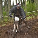 Photo of Dave RICHARDSON (mas) at Ae Forest