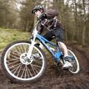 Photo of Jake HOOD at Innerleithen