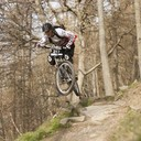 Photo of Josh LOWE at Innerleithen