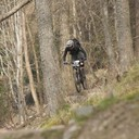 Photo of Andy BARLOW at Innerleithen