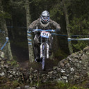 Photo of Mike NEWBOULD at Innerleithen