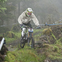 Photo of Dan CRITCHLOW at Innerleithen