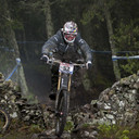 Photo of Michael VICKERS at Innerleithen