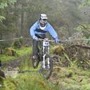 Photo of Allan FINDLAY at Innerleithen