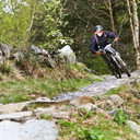 Photo of Keven BAINES at Coed-y-Brenin