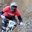 Photo of Daniel HAINES (mas) at Caersws