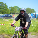 Photo of Andy HUTCHINSON (vet) at Crowborough (The Bull Track)