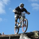 Photo of Julian JACOBS at Caersws