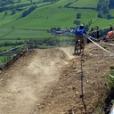 Photo of Danny SMITH at Caersws
