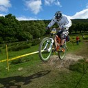 Photo of Rhys EVANS at Rhyd y Felin