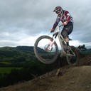 Photo of Alec HENDERSON at Caersws