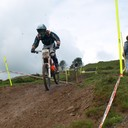 Photo of Andrew HUGHES (mas) at Moelfre