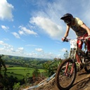 Photo of Matt SHIELDS at Caersws