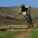 Photo of Dave BELL at Moelfre