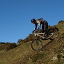 Photo of Mike DIAMOND at Moelfre