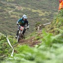 Photo of Danny WHITEHEAD at Moelfre