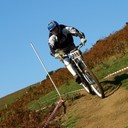 Photo of Simon MARKS at Moelfre