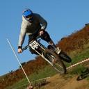 Photo of Lee JAMES (mas) at Moelfre