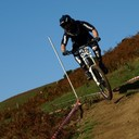 Photo of Brian ANDERSON at Moelfre