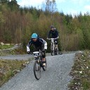 Photo of Dave HAWKES at Coed-y-Brenin