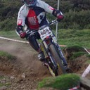 Photo of Jimmy DOCHERTY at Moelfre
