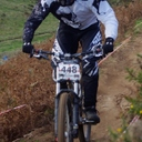 Photo of Alex HORNBY at Moelfre