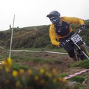 Photo of Dave STYCHE at Moelfre