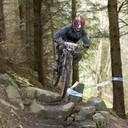 Photo of Ian DAVIS at Innerleithen