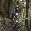 Photo of Keven BAINES at Innerleithen