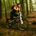 Photo of Paul CALLAN at Big Wood, Co. Down