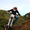 Photo of Charlotte HUGHES at Moelfre