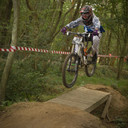 Photo of Aaron PARKER at Crowborough (The Bull Track)