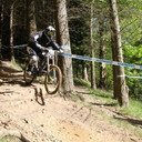 Photo of Fionn GRIFFITHS at Innerleithen