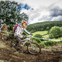 Photo of Dave HUMPHRIES at Dyfi Forest